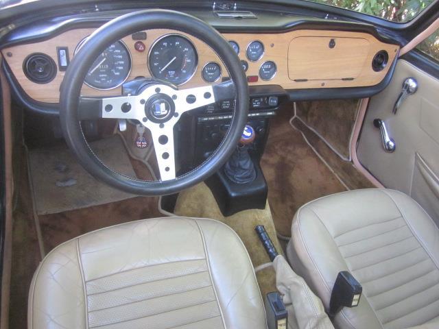 1976 Triumph TR6 (CC-1387950) for sale in Stratford, Connecticut
