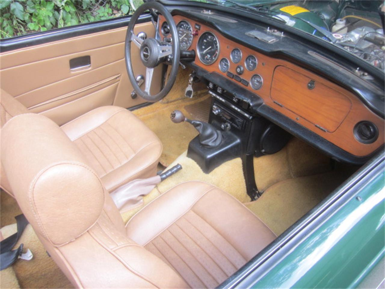 1975 Triumph TR6 (CC-1387954) for sale in Stratford, Connecticut