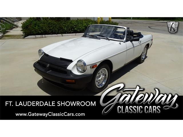 1975 MG MGB (CC-1380797) for sale in O'Fallon, Illinois