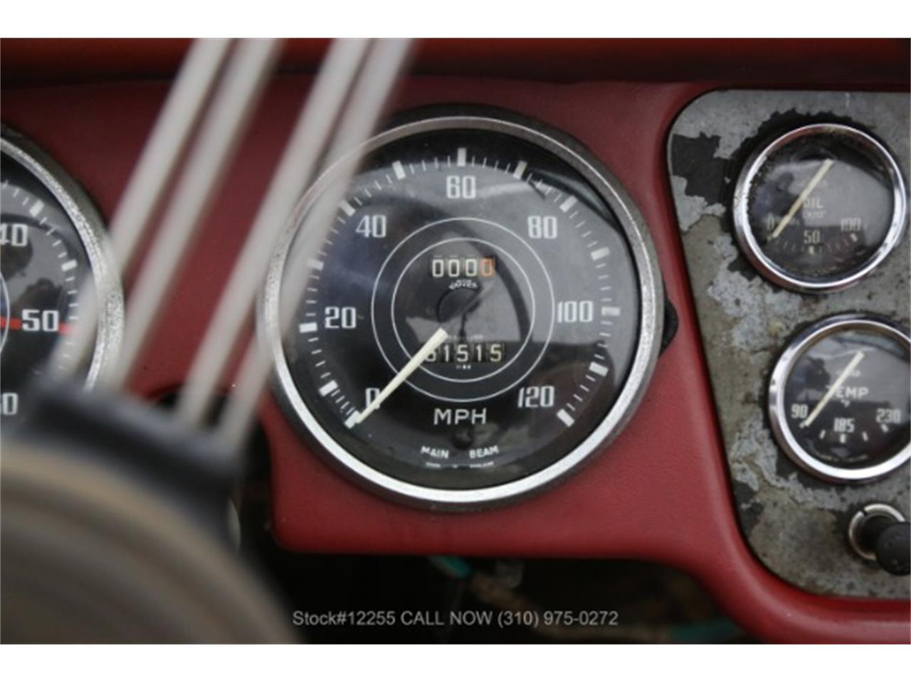 1963 Triumph TR3 (CC-1387983) for sale in Beverly Hills, California