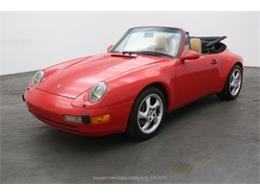 1995 Porsche 993 (CC-1387992) for sale in Beverly Hills, California