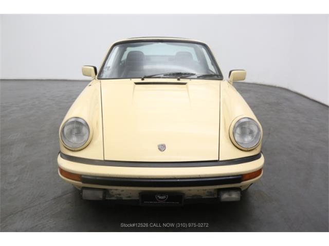 1981 Porsche 911SC (CC-1387994) for sale in Beverly Hills, California