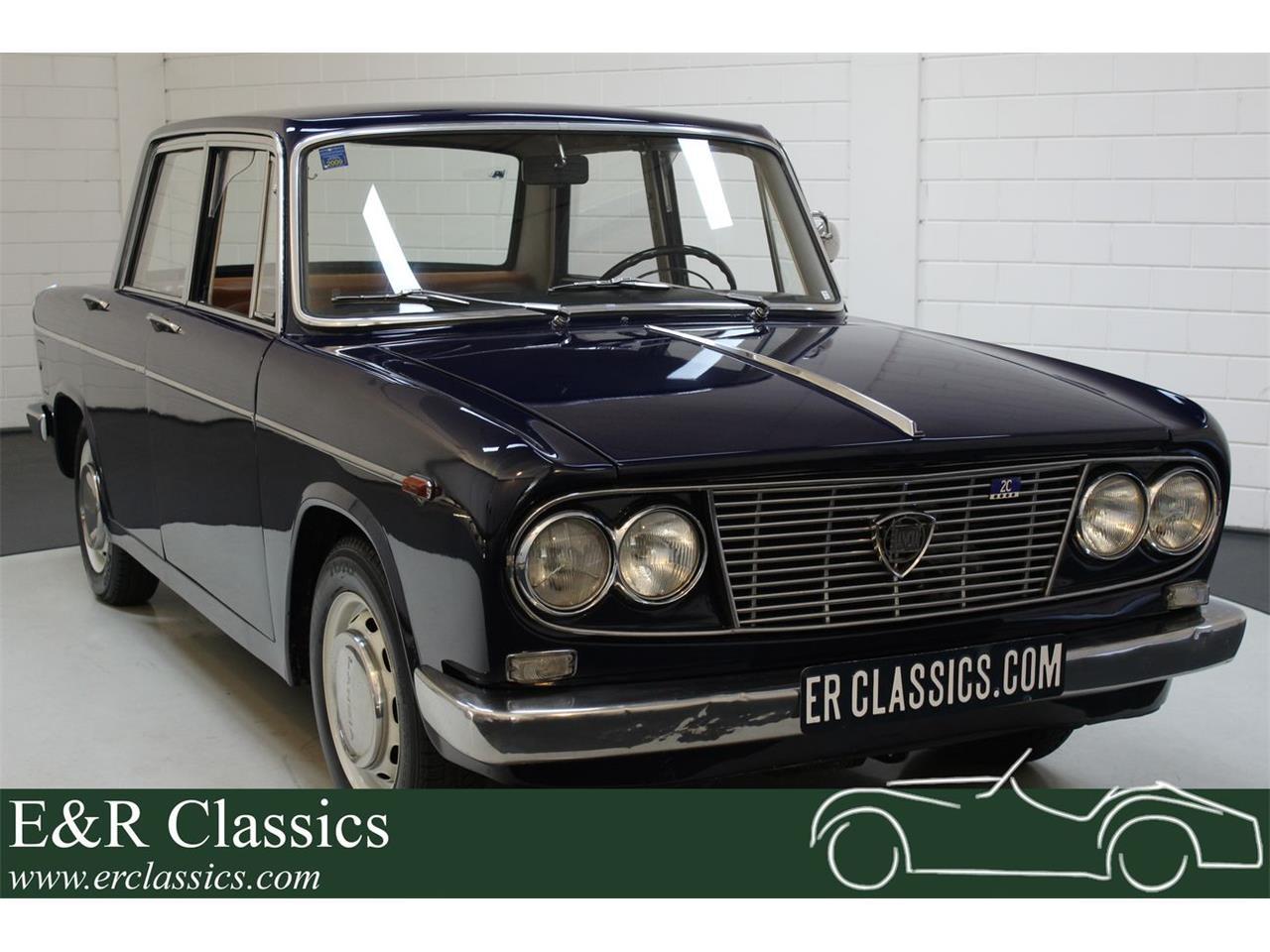 1965 Lancia Fulvia (CC-1380800) for sale in Waalwijk, Noord Brabant
