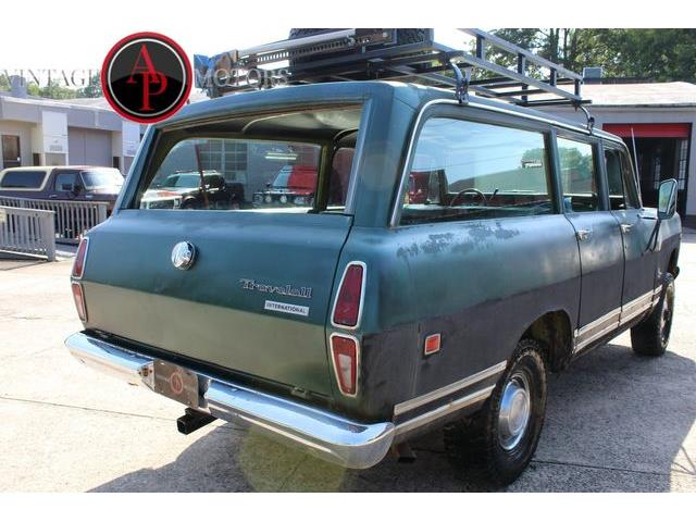 1971 International Travelall (CC-1388012) for sale in Statesville, North Carolina