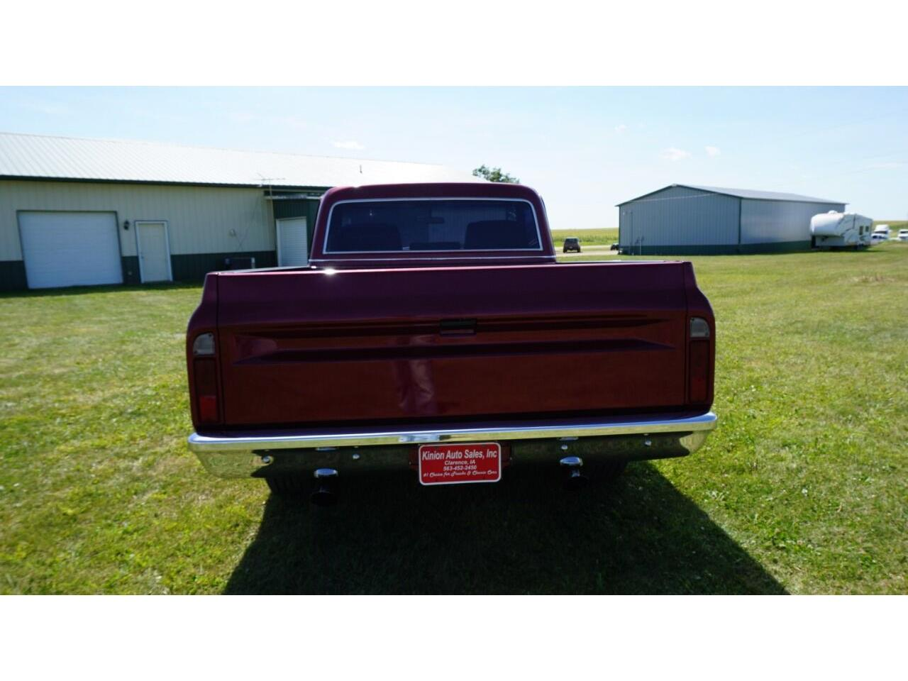 1967 Chevrolet C/K 10 (CC-1388015) for sale in Clarence, Iowa