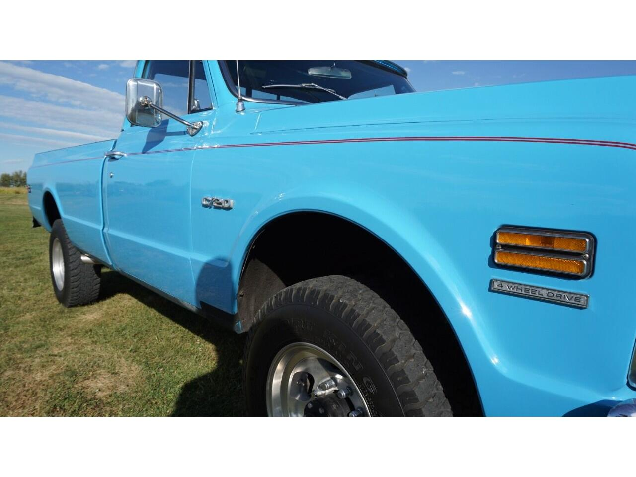 1969 Chevrolet C/K 20 (CC-1388016) for sale in Clarence, Iowa