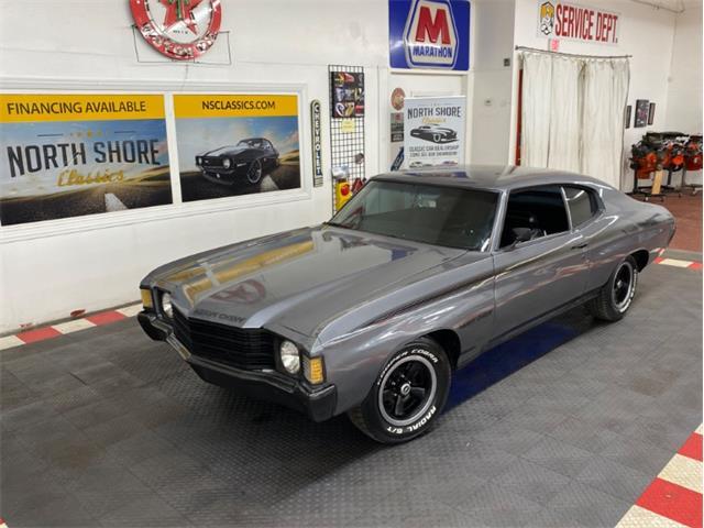 1972 Chevrolet Chevelle (CC-1388018) for sale in Mundelein, Illinois