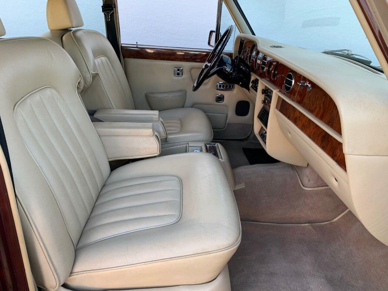 1980 Rolls-Royce Silver Shadow (CC-1388028) for sale in Carey, Illinois