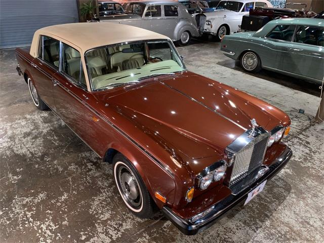 1980 Rolls-Royce Silver Shadow (CC-1388028) for sale in Carey, Illinois