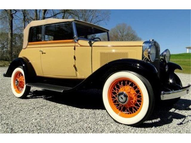 1931 Chevrolet Antique (CC-1380803) for sale in Youngville, North Carolina