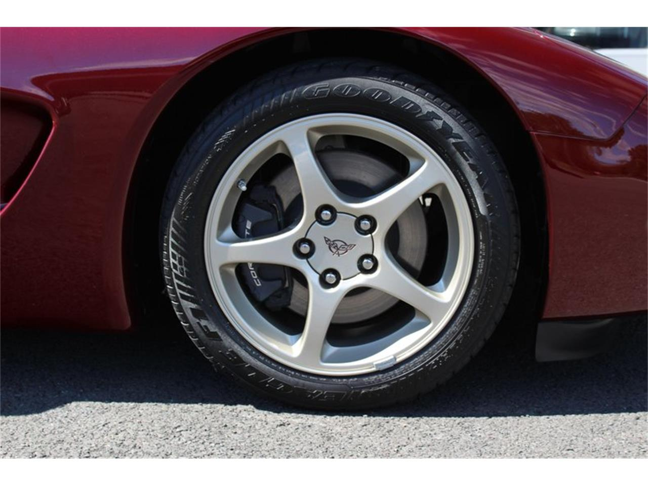 2003 Chevrolet Corvette (CC-1388039) for sale in Clifton Park, New York