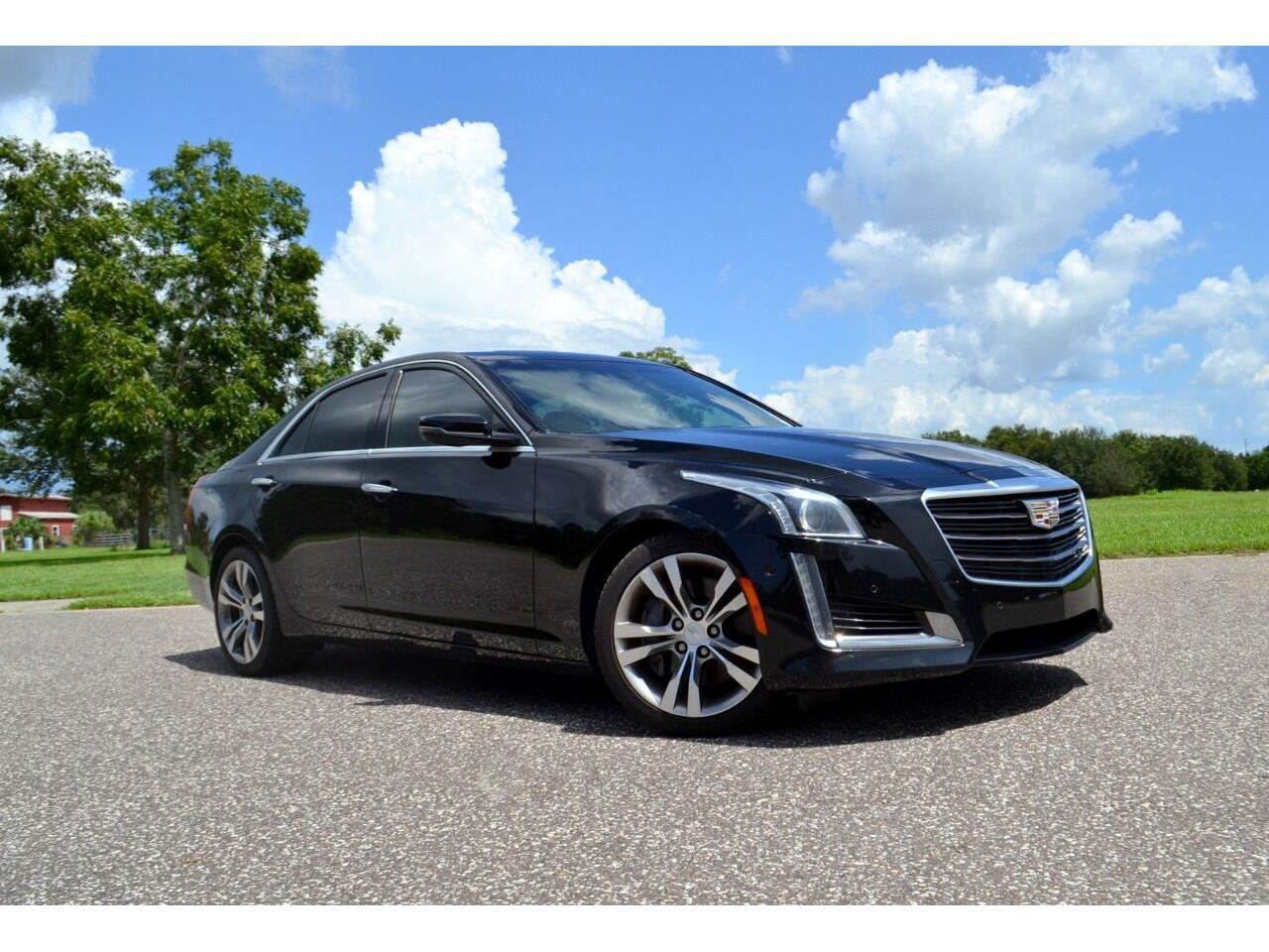 2016 Cadillac CTS (CC-1388046) for sale in Clearwater, Florida