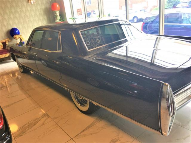1967 Cadillac Fleetwood (CC-1388048) for sale in Lake Hiawatha, New Jersey