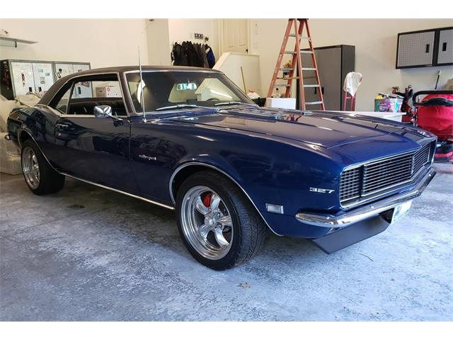 1968 Chevrolet Camaro RS (CC-1388049) for sale in Lake Hiawatha, New Jersey