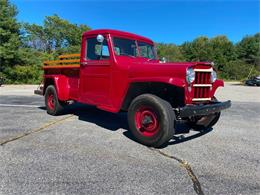 1954 Willys Jeep (CC-1388061) for sale in Westford, Massachusetts