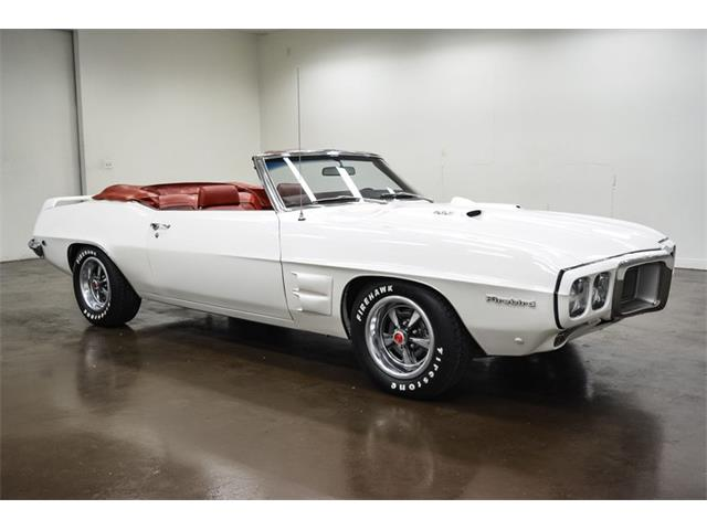 1969 Pontiac Firebird (CC-1388069) for sale in Sherman, Texas