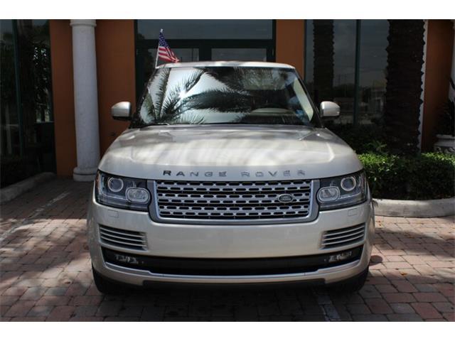 2014 Land Rover Range Rover (CC-1388075) for sale in Delray Beach, Florida