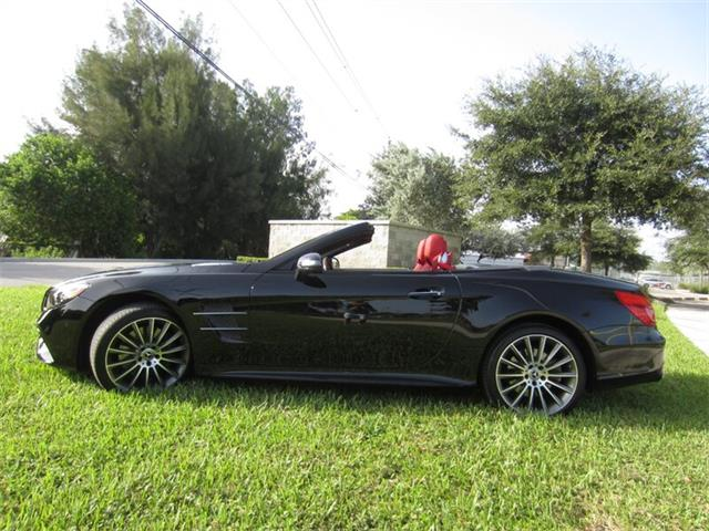 2018 Mercedes-Benz SL550 (CC-1388077) for sale in Delray Beach, Florida