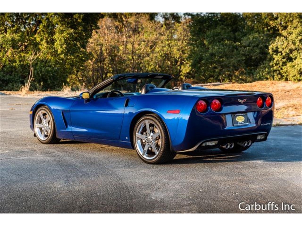 2007 Chevrolet Corvette (CC-1388081) for sale in Concord, California