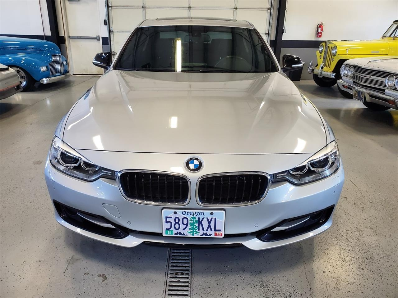 2015 BMW 3 Series (CC-1388086) for sale in Bend, Oregon