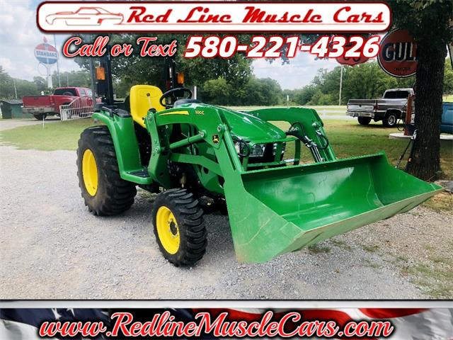 2020 John Deere Tractor (CC-1388087) for sale in Wilson, Oklahoma