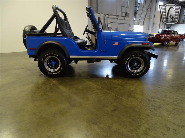 1980 Jeep CJ5 (CC-1388097) for sale in O'Fallon, Illinois
