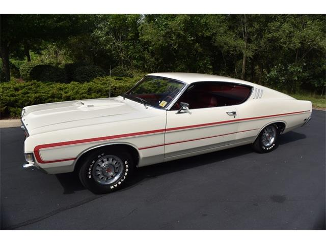1969 Ford Torino (CC-1380081) for sale in Elkhart, Indiana