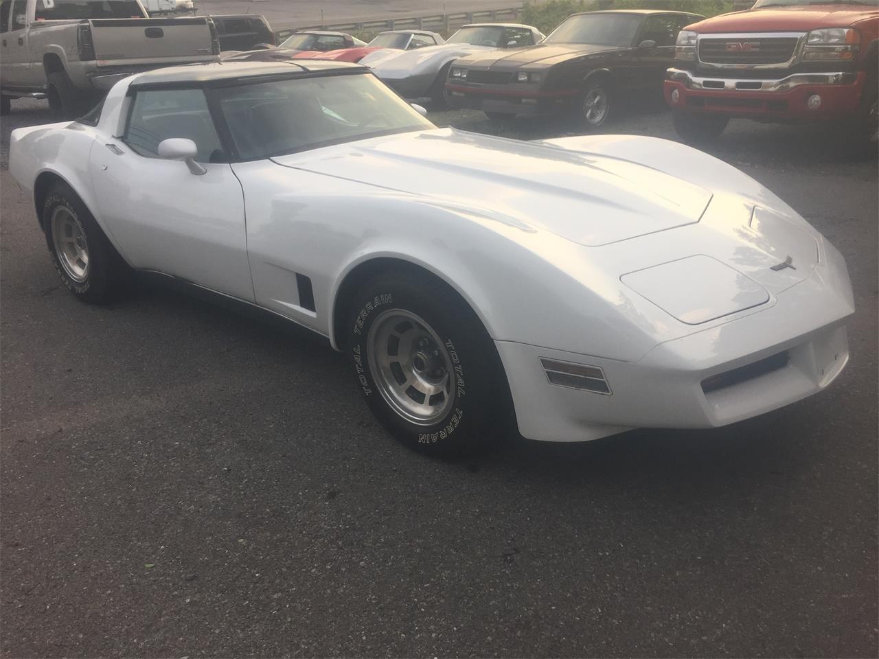 1980 Chevrolet Corvette (CC-1388115) for sale in Mount Union, Pennsylvania
