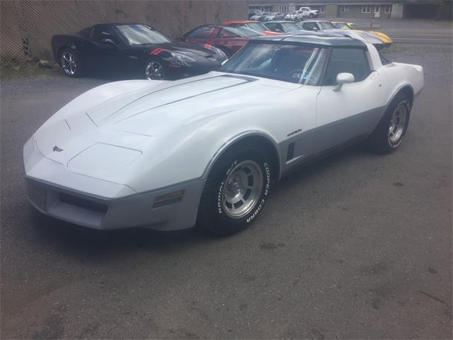 1982 Chevrolet Corvette (CC-1388116) for sale in Mount Union, Pennsylvania