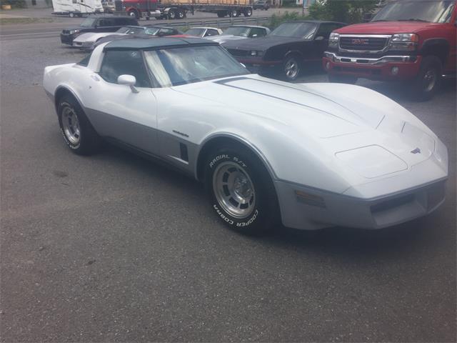 1982 Chevrolet Corvette (CC-1388116) for sale in Mount Union, Pennsylvania