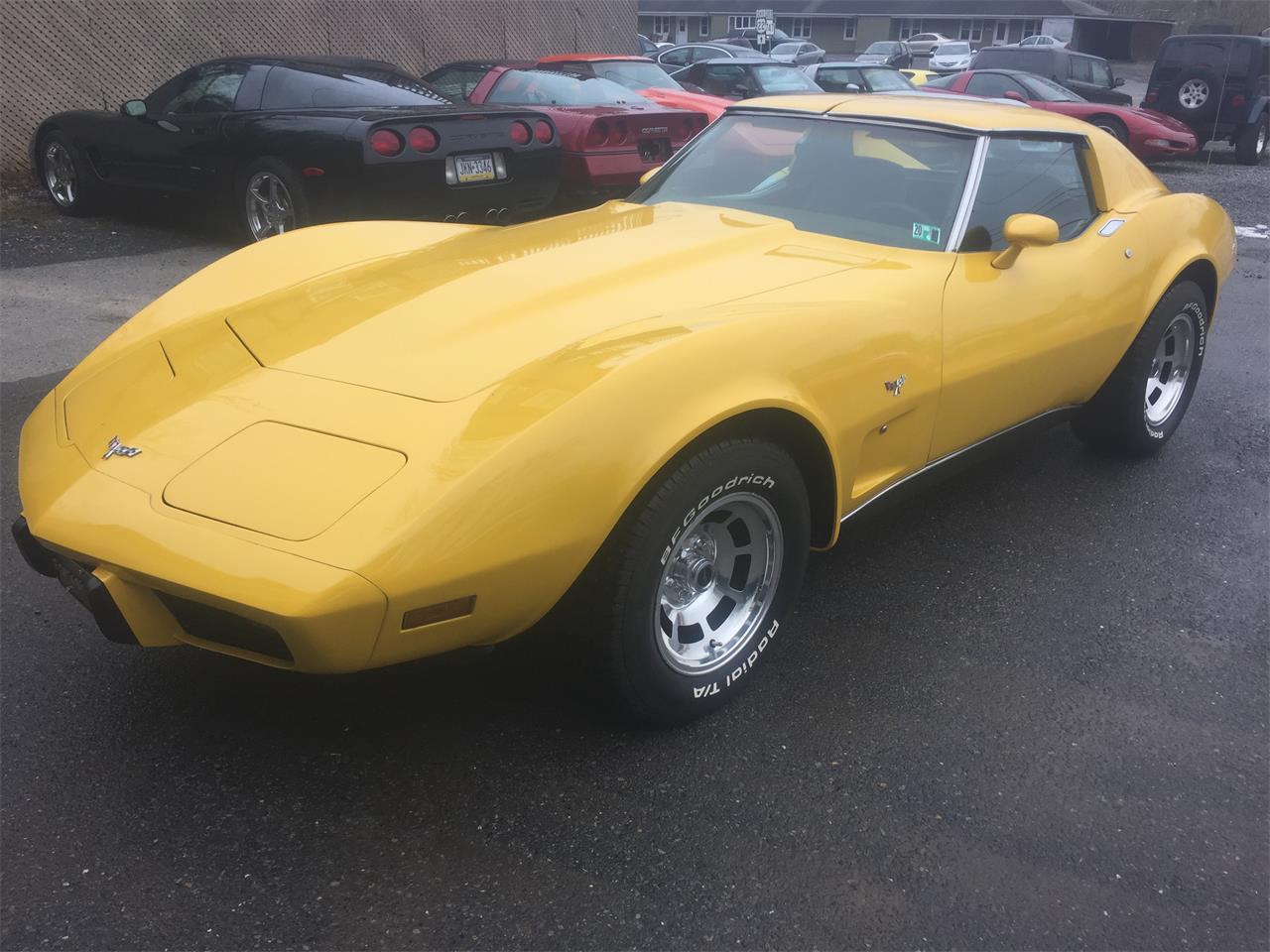 1977 Chevrolet Corvette (CC-1388118) for sale in Mount Union, Pennsylvania