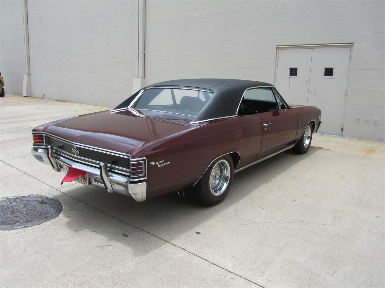 1967 Chevrolet Chevelle SS (CC-1388121) for sale in Houston, Texas