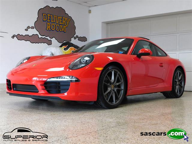 2014 Porsche 911 Carrera (CC-1388145) for sale in Hamburg, New York