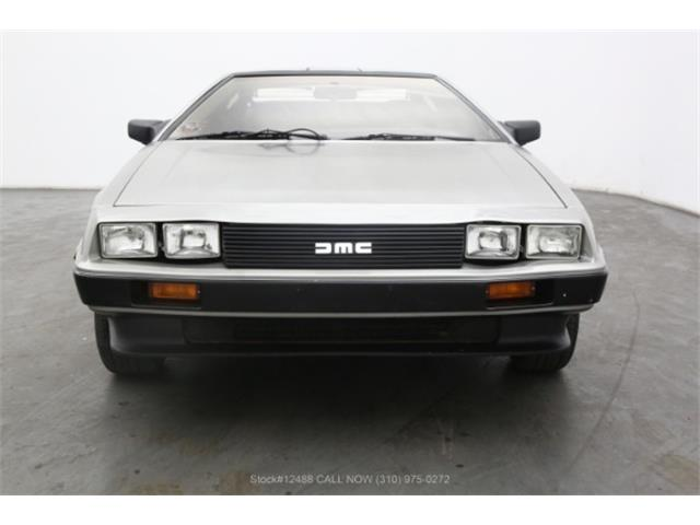 1981 DeLorean DMC-12 (CC-1388148) for sale in Beverly Hills, California