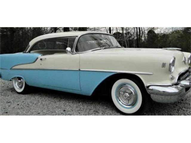 1955 Oldsmobile Rocket 88 (CC-1380817) for sale in Youngville, North Carolina