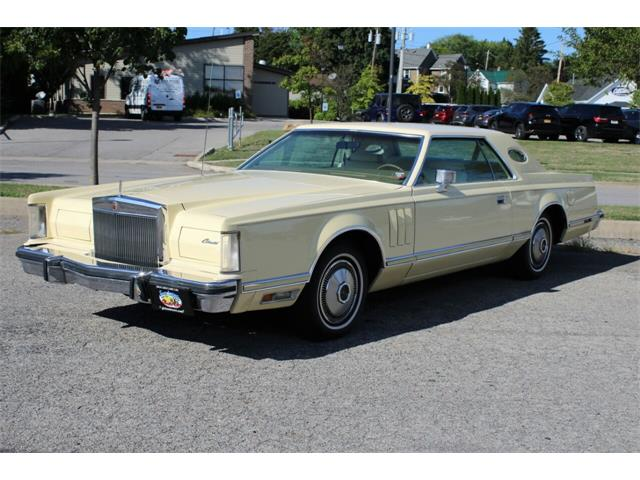 1978 Lincoln Mark V (CC-1388171) for sale in Hilton, New York