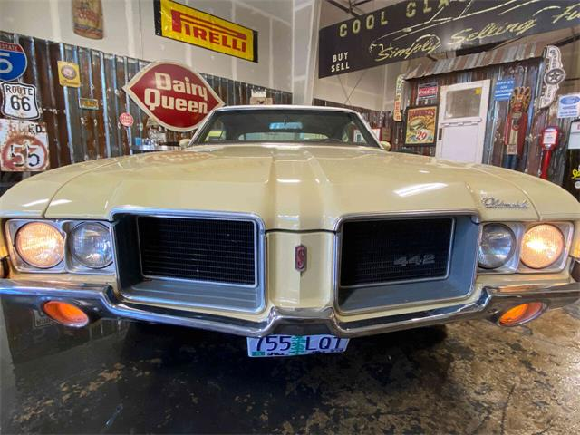 1971 Oldsmobile 442 (CC-1388173) for sale in Redmond, Oregon