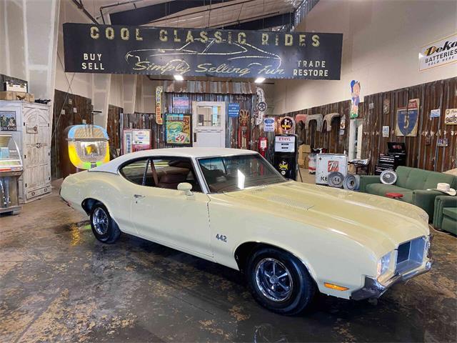 1971 Oldsmobile 442 (CC-1388173) for sale in Redmond, Oregon