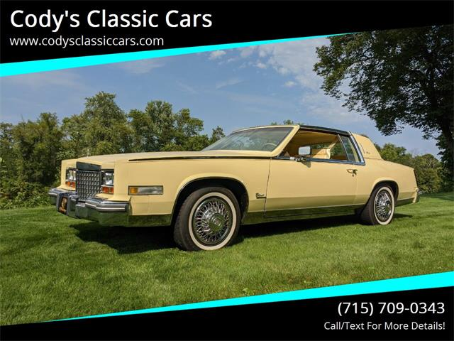 1980 Cadillac Eldorado Biarritz (CC-1388175) for sale in Stanley, Wisconsin