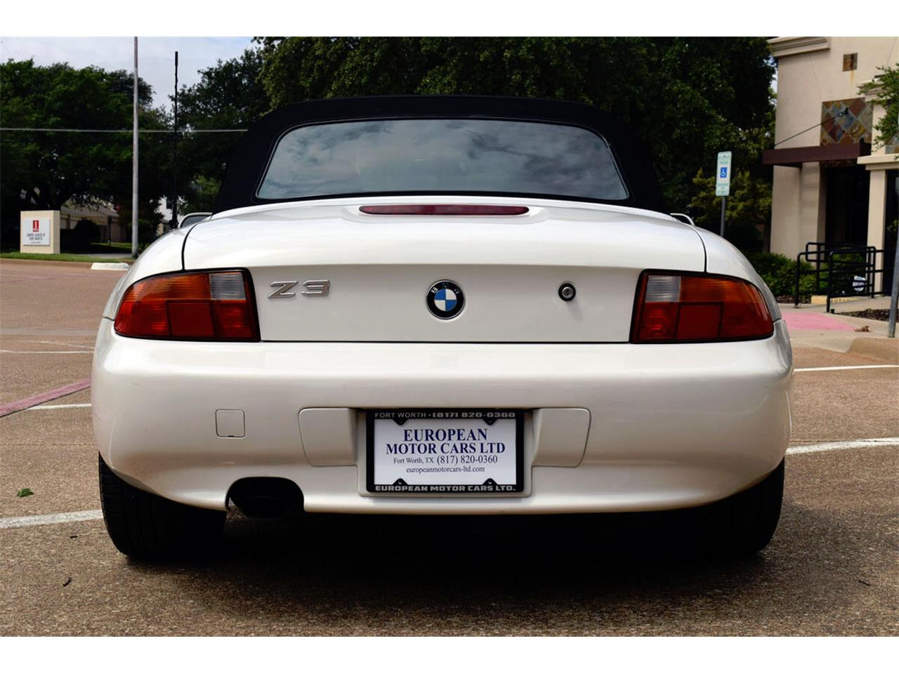 1997 BMW Z3 (CC-1388180) for sale in Fort Worth, Texas