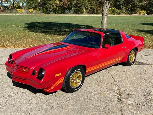 1981 Chevrolet Camaro (CC-1388183) for sale in Shelby Township, Michigan