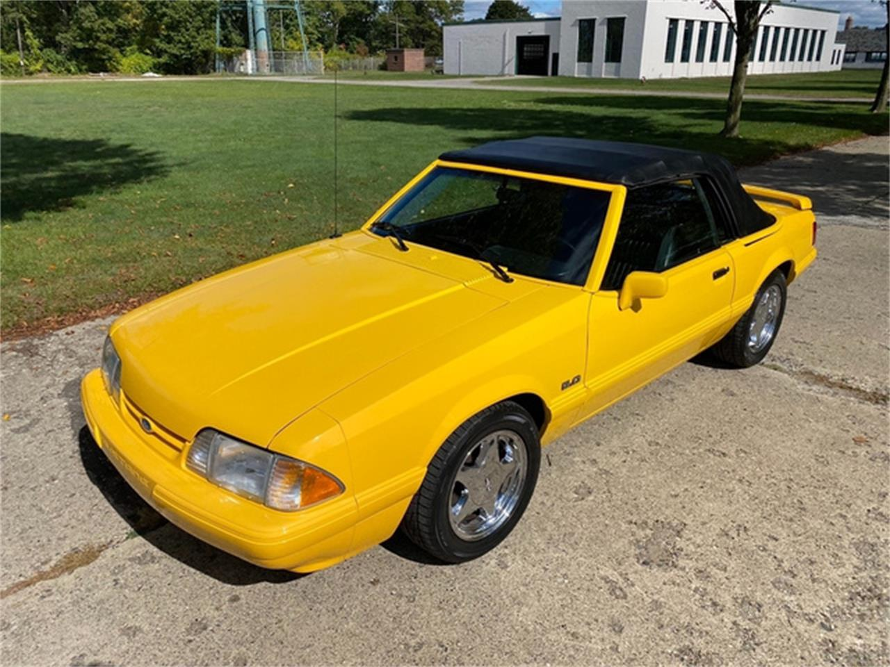 1993 Ford Mustang (CC-1388184) for sale in Shelby Township, Michigan