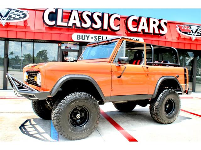 1972 Ford Bronco (CC-1380819) for sale in Sarasota, Florida