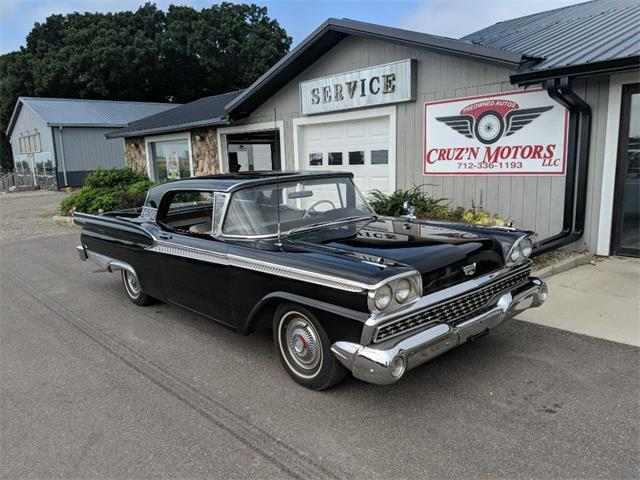 1959 Ford Galaxie 500 (CC-1388191) for sale in Spirit Lake, Iowa