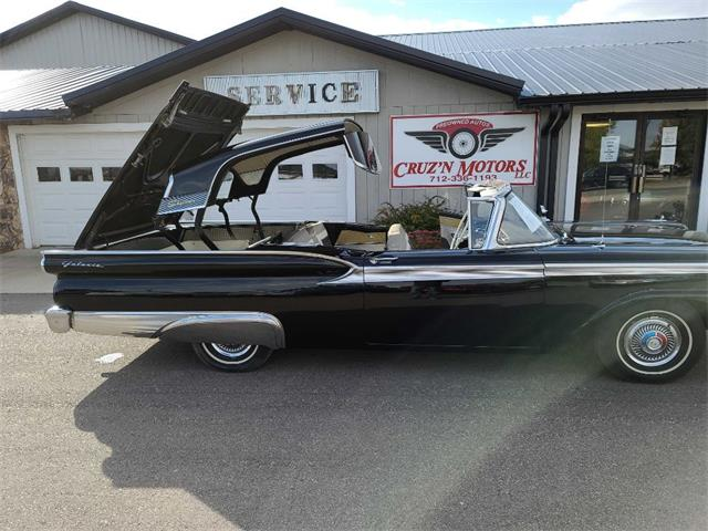 1959 Ford Galaxie 500 (CC-1388191) for sale in Spirit Lake, Iowa