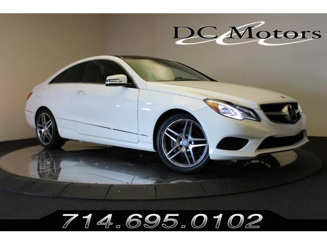2015 Mercedes-Benz E-Class (CC-1388194) for sale in Anaheim, California