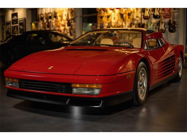 1986 Ferrari Testarossa (CC-1388206) for sale in Miami, Florida