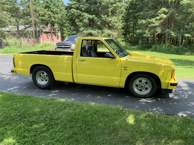 1984 Chevrolet S10 (CC-1388213) for sale in Clarkston , Michigan