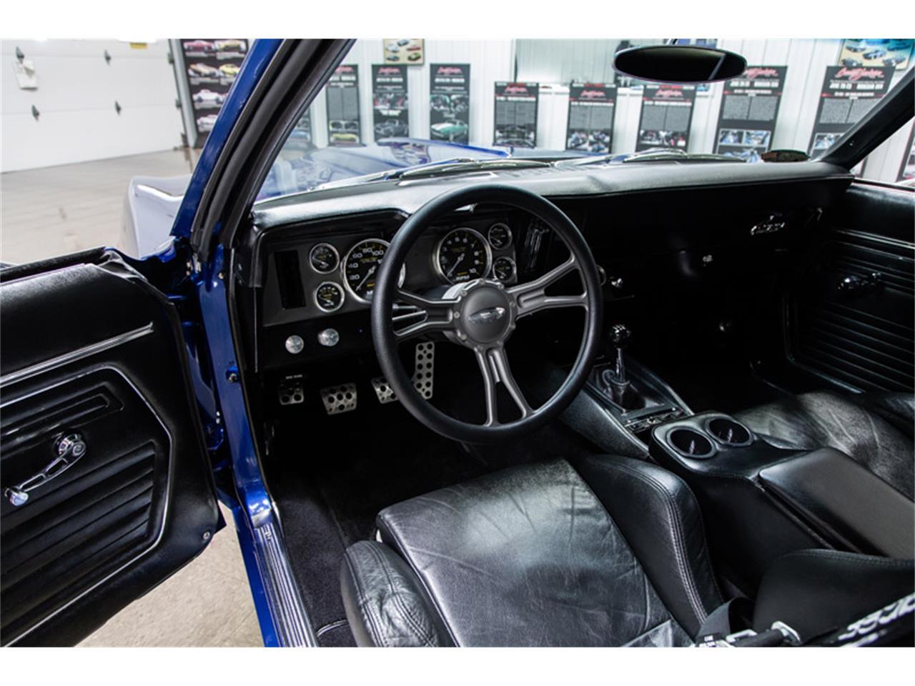 1969 Chevrolet Camaro (CC-1388216) for sale in Seekonk, Massachusetts