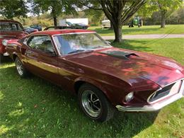 1969 Ford Mustang (CC-1388225) for sale in Willoughby , Ohio
